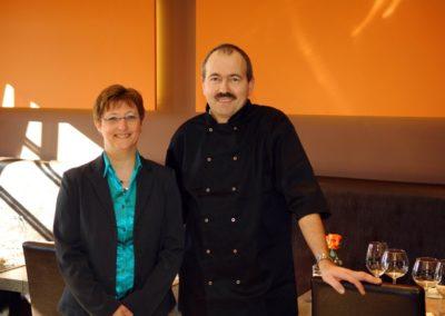 Restaurant Michel à Boninne Namur Mr et Mme Dellisse